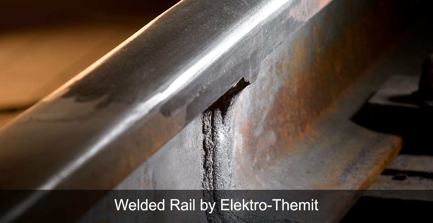 Welded Rail by Elektro-Themit